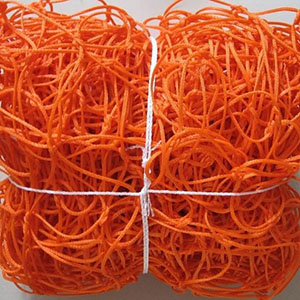 PE Braided Knotted Football Net