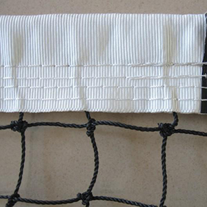 PE Twined Knotted Tennis Net